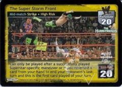 The Super Storm Front