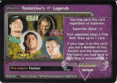 <i>Revolution</i> Tomorrow's WWE Legends
