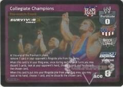 Collegiate Champions - SS3