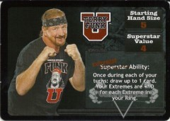 <i>Revolution</i> Terry Funk Superstar Card