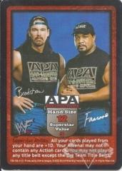 APA Superstar Card