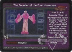 <i>Revolution</i> The Founder of the Four Horsemen