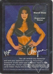 Chyna Superstar Card