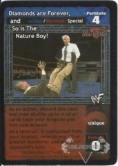 Diamonds are Forever, and So is The Nature Boy!