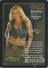 Babe of the Year Superstar Card