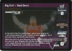 Big Evil – Red Devil - SS3