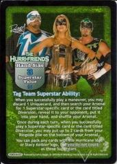 The Hurri-Friends Superstar Card