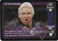 Old School Manager