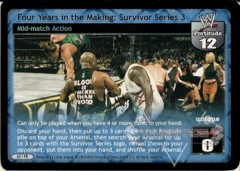 Four Years in the Making: Survivor Series 3