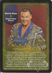 Jerry Lawler Superstar Card