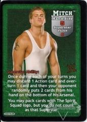 Mitch Superstar Card