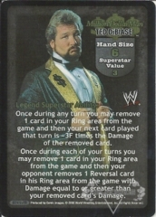 Million Dollar Man Ted DiBiase Superstar Card