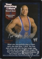 Your Freaking Hero Superstar Card