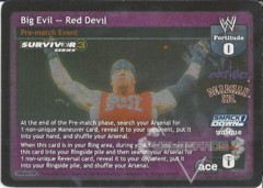 Big Evil – Red Devil - SS3