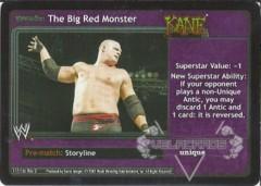 <i>Revolution</i> The Big Red Monster