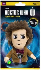 Doctor Who Talking Plush Clip-on