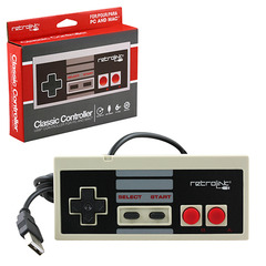 NES Style - USB Controller for PC & Mac