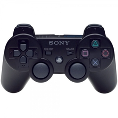 PlayStation 3 Dualshock 3 PS3 Controller (Black)
