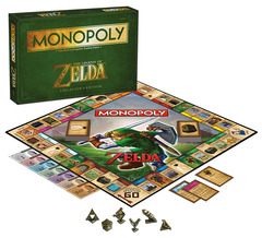 Zelda Monopoly Collector's Edition