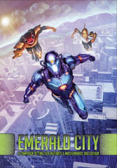 Mutants and Masterminds: Emerald City Campaign Setting