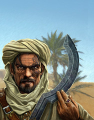 Raiders of the Lost Oasis (Fifth Edition Fantasy #6)