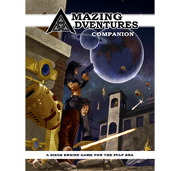 Amazing Adventures Companion
