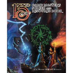 13TH AGE: GM SCREEN AND RESOURCE BOOK