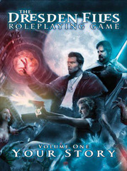 Dresden Files: Volume 1 Your Story