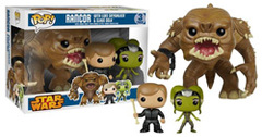 Funko Pop! Star Wars: Rancor 3-Pack