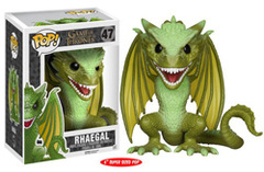 Funko Pop! Television: Game of Thrones-Rhaegal