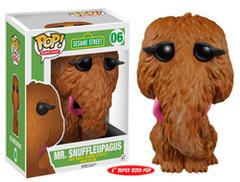 Funko Pop! Television: Sesame Street-Mr. Snuffleupagus