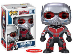 Funko Pop! Marvel: Captain America Civil War-Giant Man