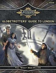 Leagues of Adventure: Globetrotters' Guide to London