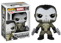 Funko Pop! Marvel: Daredevil-Punisher Nemesis