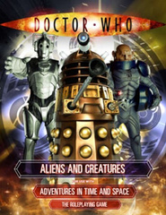 Doctor Who Aliens and Creatures