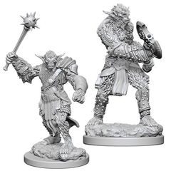 Dungeons And Dragons: Nolzur's Marvelous Unpainted Miniatures - Bugbears