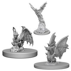 Dungeons And Dragons: Nolzur's Marvelous Unpainted Miniatures - Familiars