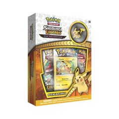 Shining Legends Pin Box - Pikachu