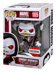Funko Pop! Marvel: Collector Corps-Zombie Morbius