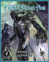 Fifth Edition Foes
