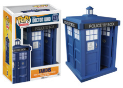 Funko Pop! Television: Doctor Who-Tardis
