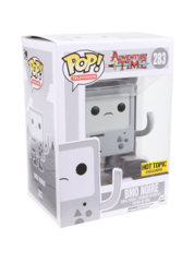 Funko Pop! Animation: Adventure Time-BMO Noire