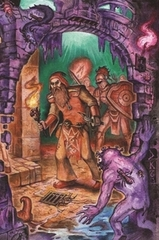 DCC RPG Reference Booklet