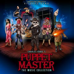 Charles Band – Puppet Master The Music Collection LP