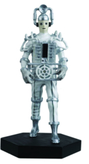 Doctor Who Figurine Collection #44 Tenth Planet Cyberman