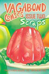 Vagabond Comics Issue 2