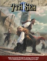7th Sea (Second Edition) Core Rulebook
