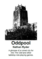 Oddpool a city for Into the Odd