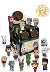 MYSTERY MINI BLIND BOX: ALICE THROUGH THE LOOKING GLASS