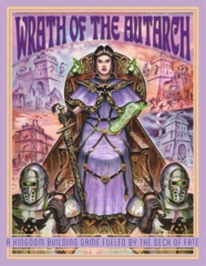 Wrath of the Autarch: Kingdom Building Game Fueled by the Deck of Fate